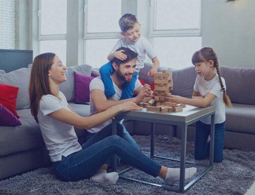 Familie: Tipps gegen Langeweile daheim